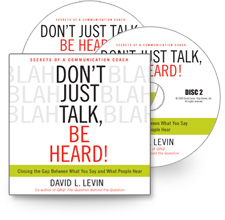Don't Just Talk Be Heard Audiobook